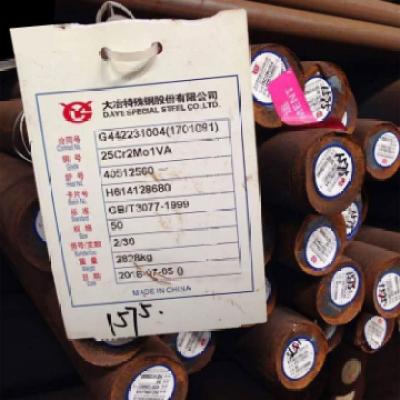 25Cr2Mo1V圆钢,原材料产品,管材,其他管材