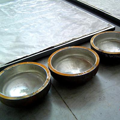 BFe30-1-1铜/钢复合封头,零部件产品,半制品件,封头,,