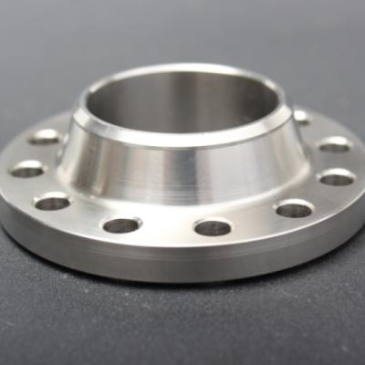 Flange 法兰 HG20615 WN125-150 RF Sch10S 材料304/304L,零部件产品,连接件,标准法兰,HG20615,304,125,带颈对焊法兰(WN),突平面(RF),CLASS150,10,304/304L