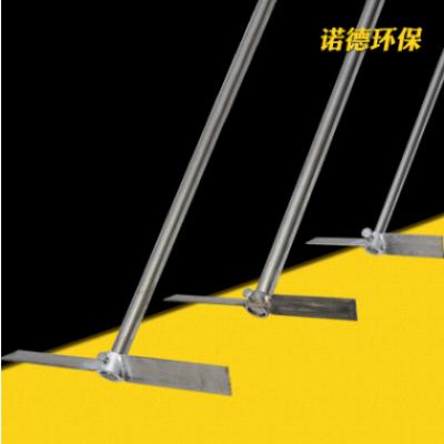 折浆式桨叶 不锈钢立式加药搅拌机器叶片 搅拌液体轴杆螺旋桨片