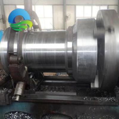 40Cr锻钢支承轴加工定做42CrMo钢齿轮轴数控卧车加工厂家外协加工,零部件产品,传动件,轴,,,,