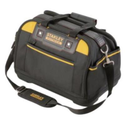 STANLEY/史丹利 硬底双开工具提包 FMST517180-23 1个,工具设备,手动工具,工具车/箱/包