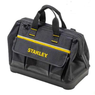 "STANLEY/史丹利 ESSENTIAL 塑底工具提包16"" 1-96-183-23 430×275×235mm 1个,工具设备,手动工具,工具车/箱/包"