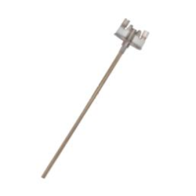RET/瑞尔特 无固定装置式铠装热电阻WZPK2-106 双支不锈钢1Cr18Ni9Ti 6mm