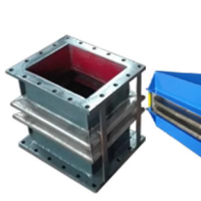 电站三向煤粉型补偿器 WJY型万向铰链波纹补偿器 矩形补偿器,零部件产品,膨胀节,膨胀节产品,,