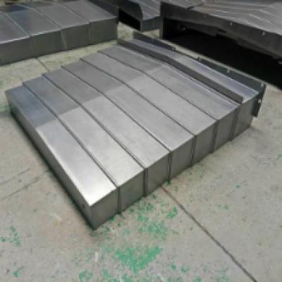 台群T-500/C-650雕铣机导轨钢板防护罩的定制与维修厂家,零部件产品,其他零部件,其他零部件产品