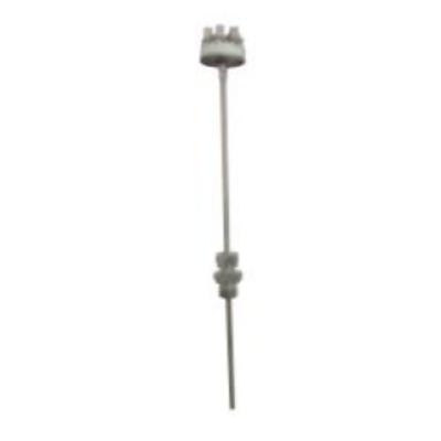 RET/瑞尔特 可动卡套螺栓式铠装热电阻WZPK2-306 双支不锈钢1Cr18Ni9Ti 6mm