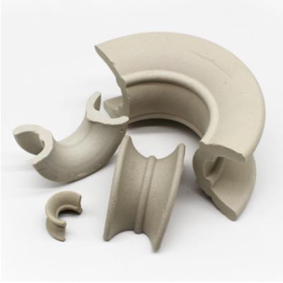 鑫陶牌 冷却塔填料 陶瓷填料 陶瓷矩鞍环,零部件产品,塔内件,塔填料,鞍形环