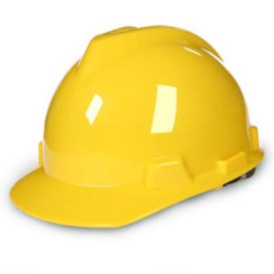 GC/国产 林盾ABS V型安全帽 旋钮式帽衬 D型下颌带 1顶,工具设备,劳保用品,手部防护,红色,黄色,白色,蓝色