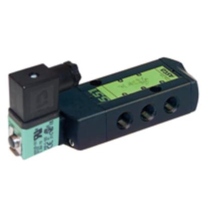 ASCO 五通电磁阀 EFG551A001MS-24VDC 1件,零部件产品,控制件,电磁阀