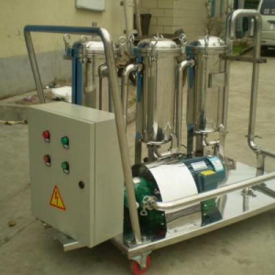 大张牌 WK500-A 精密过滤器设备 滤芯过滤器 污水处理