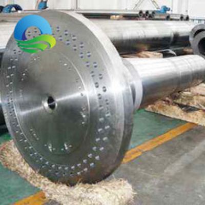 厂家加工定制法兰轴风电主轴风机主轴大型法兰轴大型主轴数控加工,零部件产品,传动件,轴,,,,