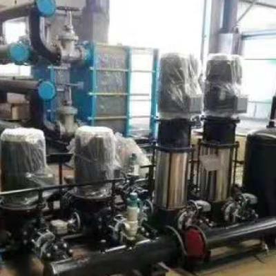 混水直连供热机组,设备产品,静设备,其他静设备