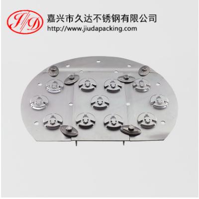 专业定制 固定浮阀塔盘 不锈钢固阀塔盘 固阀式塔板,零部件产品,塔内件,塔盘,浮阀