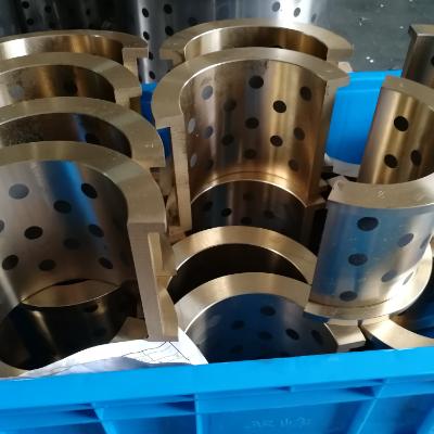 锡青铜石墨衬套|无油直线铜导套,零部件产品,传动件,轴,,,,,铜合金,耐磨轴套,标准,非标定制,来样加工