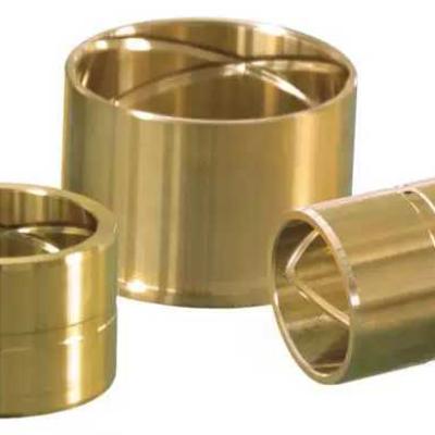 吊车支撑石墨镶嵌铜套|铝黄铜衬套,零部件产品,传动件,轴,,,,,铜合金,耐磨轴套,标准,非标定制,来样加工