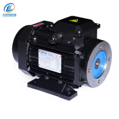 厂家直销4级1746转ABB-VP30液压电机三相电压380V 振动小可定制