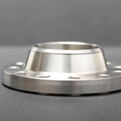 """Flange 法兰 ASME B16.5 WN150-4 T SCH40 材料SA105,零部件产品,连接件,标准法兰,带颈对焊法兰(WN),ASME B16.5,SA105,榫面(T),4"""",CLASS150,40"""