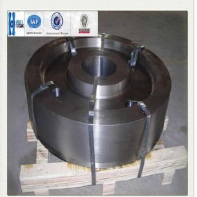 30Cr2Ni2Mo锻件轴/圈/齿轮/齿轮箱,原材料产品,锻件,筒形锻件