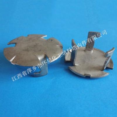 供应圆形F1浮阀塔盘填料 化工废水处理业反应塔内件填料阀塔盘,零部件产品,塔内件,塔盘,
