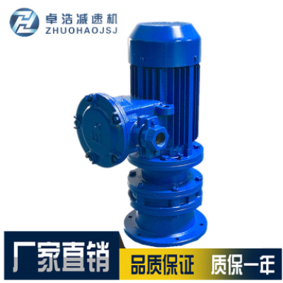 厂家直销 针轮摆线减速机 防爆电机 BLD/BWD 质保一年,零部件产品,动力件,减速机,