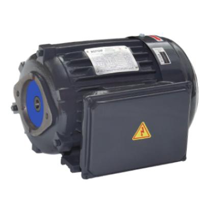 油压卧式电机1.5W单相液压站电机2HP/4极接口液压油泵电机